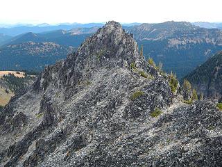 Fremont southeast peaklet