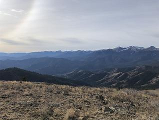 Pano looking southwest
