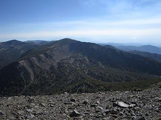 Mt Houghton for tomorrow