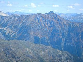 Big Dog, Peak 2220m