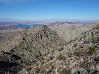 Mount Wilson Wilderness; Lake Mead National Recreation Area, AZ
