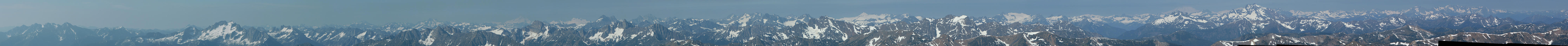North Cascades pano 1