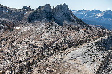 echo peaks, next stop
