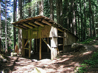 Mackinaw Shelter 2006