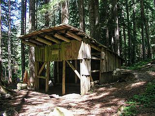 Mackinaw Shelter 2006