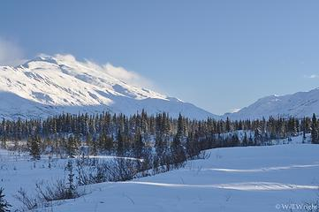 Alaska Range, Richardson Highway (11)