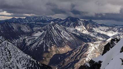 Washington Pass Area