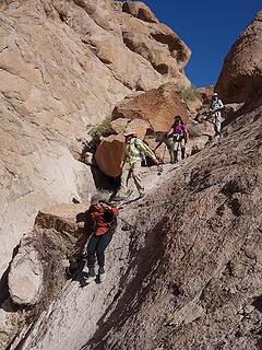 fun canyon descent
