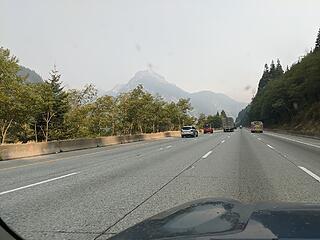 Smokey Snoqualmaie Pass