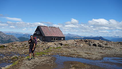 Otto Meiling Hut