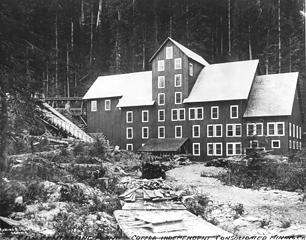 Silverton Concentrator 1908