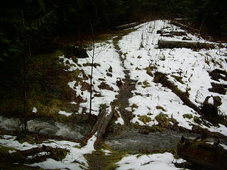 First Stream Winter