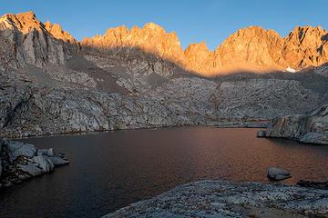 sunset on agassiz & co, lake 11393