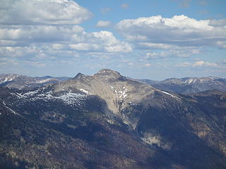 Lost Peak looking....lost