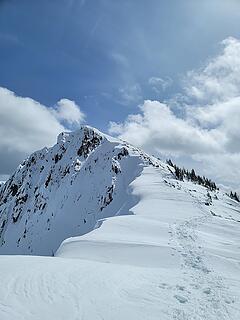Ridge to North Chiwaukum