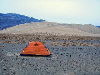 Eureka camp