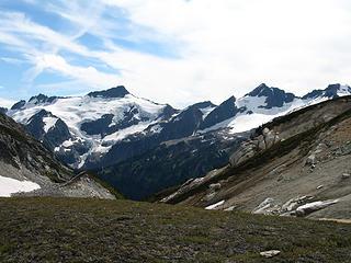High Pass area