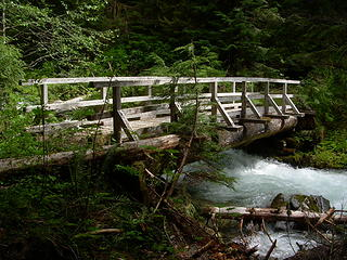 Fire Creek Bridge