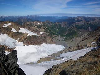 Eel Glacier