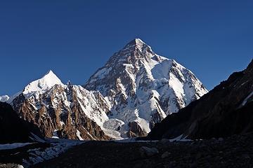 101- Hiking in Broad Peak's shadow