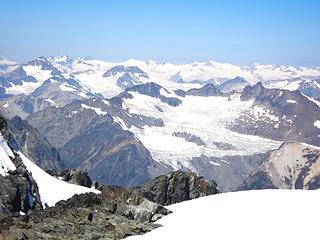 Athelstan, Stanley-Smith Glacier