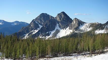 Pistol Peaks
