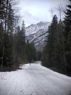 Icicle Creek Road 3/3/20