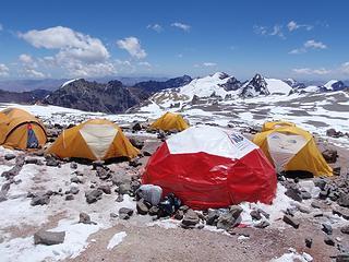 Nido de Cóndores, 18,300 Feet