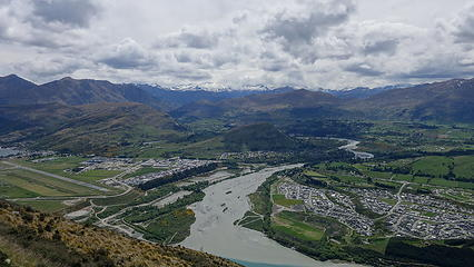 Queenstown residential below