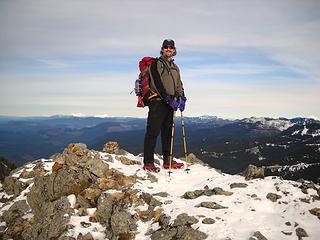 Mt Teneriffe 12/29/09