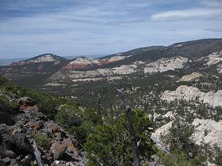 Western high hills