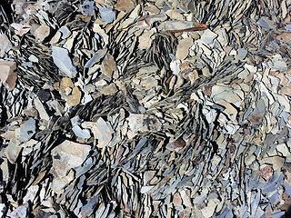 shale deposits