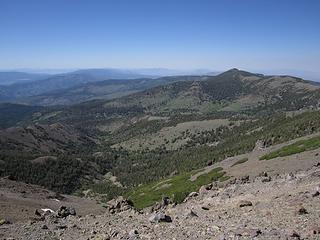 Mt Rose Wilderness, NV