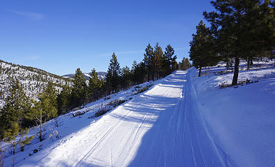 Some Uphill