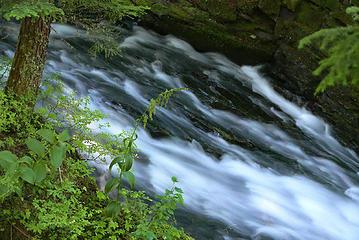 upper Denman falls