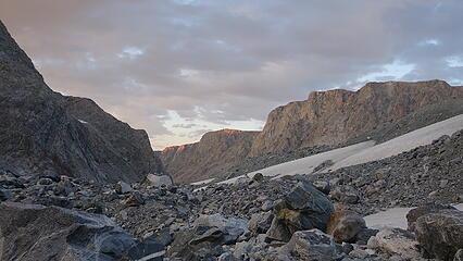 Horse Ridge at right