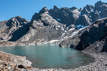 duckabush glacier lake