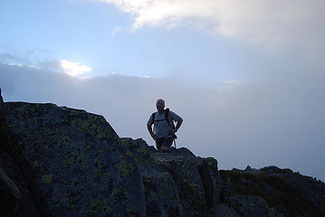 CHR15 on the summit