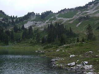 Lake LaCrosse looking north