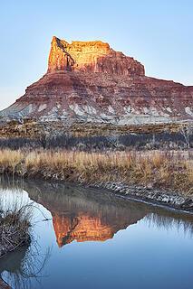 Morning Sunrise Reflection