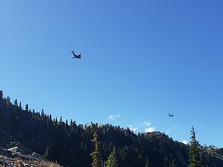 Spade Lake C-17's