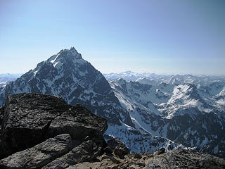 Stuart Tries to Hide Behind Sherpa