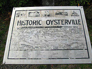 oysterville-sign