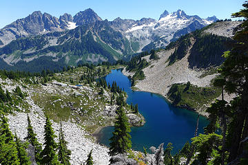 Sep: Crawford Lake