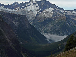 Fisher Creek Valley and Logan