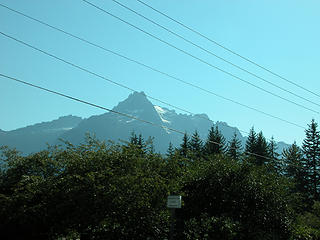 Whitehorse Mtn from Darrington