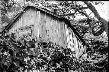 Sand Point Shelter 1970