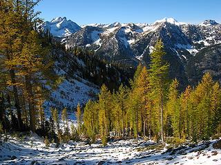Snowy Basin (with Buck & Glacier)