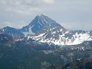 Stuart and Ingalls peaks
