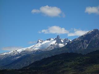 Cerro Puno getting closer